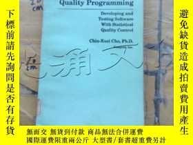二手書博民逛書店QUALITY罕見PROGRAMMINGY11418 CHIN-