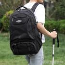 登山包雙肩包男大容量戶外多功能旅行瑞士超大背包女出差輕便旅遊登山包 【快速出貨】