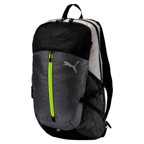 Puma APEX 黑 螢光 後背包 雙肩包 休閒 運動 旅行 筆電包 大學包 07510402