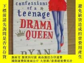 二手書博民逛書店Confessions罕見Of A Teenage Drama