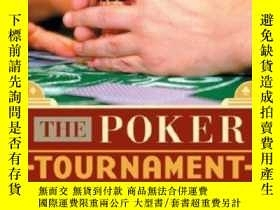 二手書博民逛書店Poker罕見Tournament FormulaY364682 Snyder, Arnold Pocket
