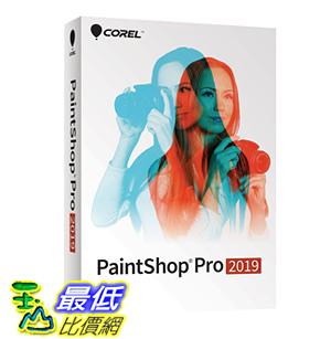 [8美國直購] 暢銷軟體 Paintshop Pro 2019 - Photo Editing and Graphic Design Suite for PC