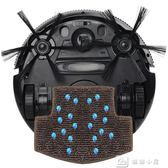 掃地機器人吸塵器全自動一體機超薄智慧拖地機擦地機筒手家用臥室 igo 下殺