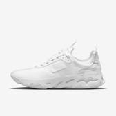 Nike React Live [CV1772-101] 男鞋 運動 休閒 輕量 透氣 舒適 簡約 球鞋 穿搭 白