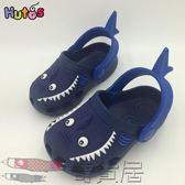兒童涼拖鞋 夏季寶寶洞洞鞋 男女童室內防滑拖鞋 軟底透氣沙灘鞋【奇貨居】