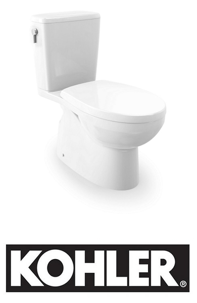 【麗室衛浴】美國KOHLER活動促銷 New Patio 雙體馬桶 五級旋風超省水 K-20184T-S-0