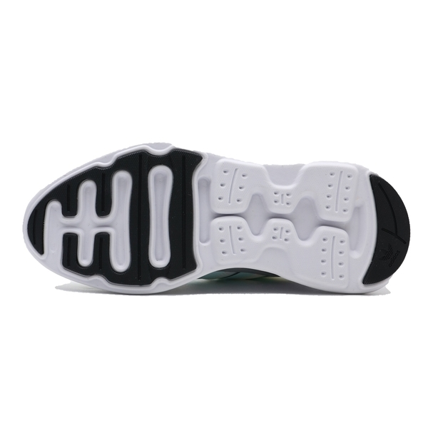 ADIDAS 慢跑鞋ORIGINALS ZX 2K FLORINE 白 藍紫黃 運動 女(布魯克林) FW0090