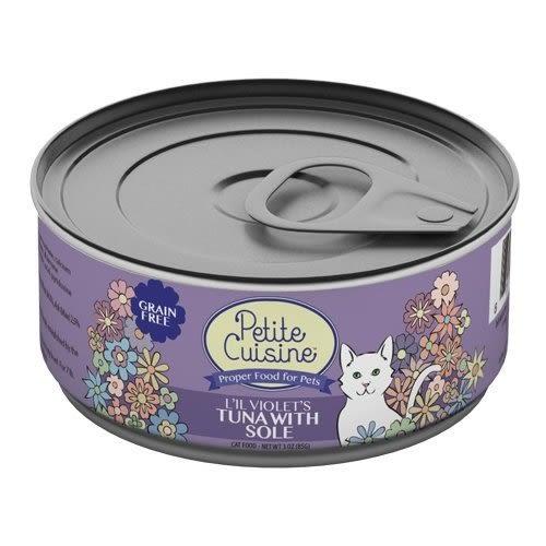 *WANG*【1箱24入+免運】新包裝Petite Cuisine《芭蕾 貓舒食》85克(6種口味)