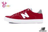 New Balance 210 成人女款 輕熟女紅 綁帶休閒鞋 簡約LOGO O8487#紅色◆OSOME奧森鞋業