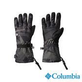 Columbia 男 防水OH保暖手套-黑色迷彩 【GO WILD】
