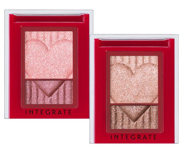INTEGRATE 印象派光透眼影盒 2.5g(共5款)◆四季百貨◆