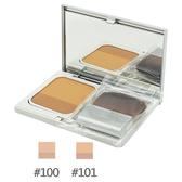 【專櫃正品】IPSA茵芙莎 誘光控油雙色粉餅SPF25PA++(8g)+粉盒+粉餅刷[2色]《jmake Beauty 就愛水》