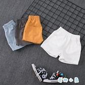 兒童短褲男女寶寶外穿夏薄款純棉中大童韓版【奇趣小屋】