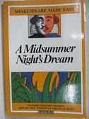 【書寶二手書T1/原文小說_B9I】A Midsummer Night's Dream_Shakespeare, William/ Durband, Alan