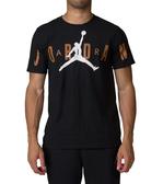 Nike Air Jordan 840398-011 短袖T恤 黑