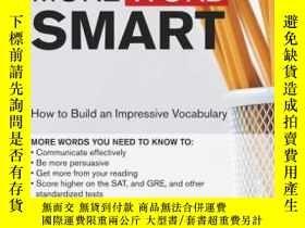 二手書博民逛書店罕見ye-9780307945044-More Word SmartY321650 Princeton Rev