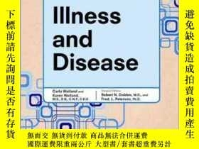 二手書博民逛書店The罕見Truth about Illness and Disease-疾病的真相Y361738 Rober