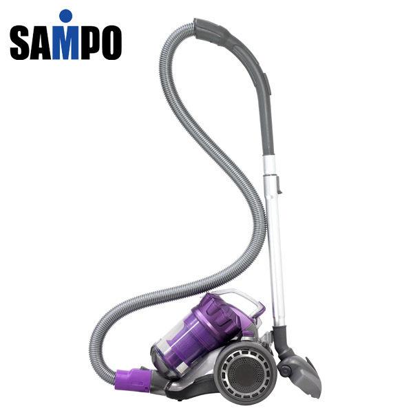 SAMPO聲寶 免紙袋吸力不衰減吸塵器(ECS-W1135PL) 【送塵蟎吸頭市價1800元】