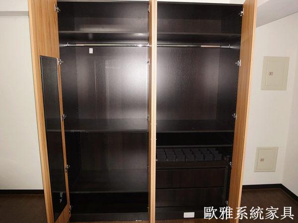 【歐雅系統家具】E1V313塑合板材 系統衣櫃 系統櫥櫃 系統傢俱 系統櫥櫃 系統櫃 系統櫃工廠