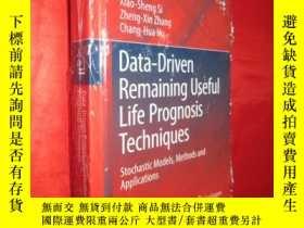 二手書博民逛書店Data-Driven罕見Remaining Useful Li