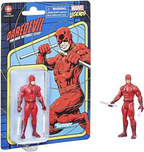 《 MARVEL 》漫威3.75吋傳奇人物組 Daredevil / JOYBUS玩具百貨