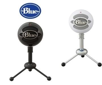 美國 Blue Snowball 雪球USB麥克風 兩種收音方式:心型和全向【公司貨 保固2年】會議 / 演奏 / 派對