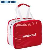 瑞典 MOBICOOL 義大利原創設計 ICECUBE S 保溫A保冷輕攜袋(紅色)