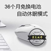 無線滑鼠 富德M510 無線鼠標充電筆記本臺式電腦  ~黑色地帶