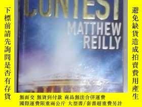 二手書博民逛書店英文原版罕見Contest by Matthew Reilly