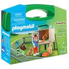 playmobil 提盒 兔子_PM09104