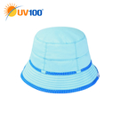 UV100 防曬 抗UV-透氣撞色漁夫帽-童