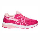 Asics GT-1000 7 GS [1014A005-700] 大童鞋 運動 慢跑 休閒 緩衝 透氣 亞瑟士 粉紅