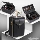 化妝箱大容量專業大號跟妝多層手提美甲紋繡師工具收納包品韓國 黛尼時尚精品