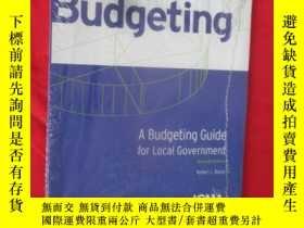 二手書博民逛書店A罕見Budgeting Guide for Local Gov