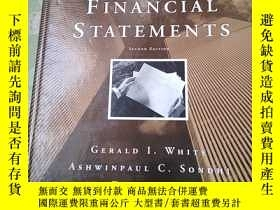 二手書博民逛書店【英文原版】THE罕見ANALYSIS AND USE OF F