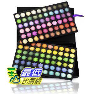 [美國直購ShopUSA] Shany Eyeshadow Palette, Bold and Bright Collection, Vivid, 120 Color $1130