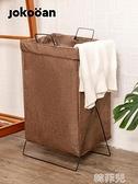 洗衣籃 聚可愛 可折疊布藝臟衣籃家用洗衣籃大號收納筐浴室衣服收納籃 韓菲兒