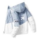 日系男生外套 簡約男士外套 潮流外套潮牌上衣 男外套時尚韓版外套 秋季休閑連帽棒球服夾克外套