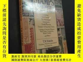 二手書博民逛書店stamps罕見for the investor 郵票的投資者6