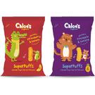 【效期至10月/買一送一】Chloe's 克蘿伊 有機幼兒胖牙餅/磨牙餅20g/包(2款可選)