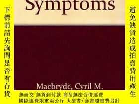 二手書博民逛書店Signs罕見& Symptoms: Applied Pathologic Physiology & Clinic