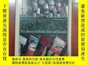二手書博民逛書店CLASSIC罕見CHRISTMAS:TRUE STORIES OF HOLIDAY CHEER AND GOOD