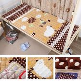 一件免運八九折促銷-榻榻米床褥1.21.51.8m上下鋪學生床墊0.9單人墊被可折疊水洗軟墊