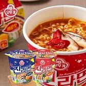 韓國 OTTOGI 不倒翁 金拉麵 (杯裝) 65g 原味 辛辣 辣味 杯麵 泡麵 消夜