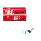 【奇奇文具】LIFE 113(227)15mm 長尾夾12入(單盒)