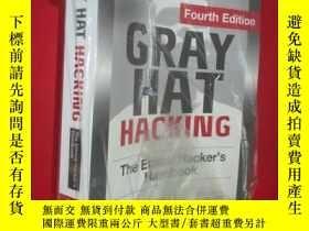 二手書博民逛書店Gray罕見Hat Hacking The Ethical Ha