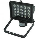 LED 全電壓20珠感應燈(暖白光)