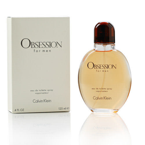 Calvin Klein CK Obsession for Men迷戀經典男性淡香水125ml【UR8D】