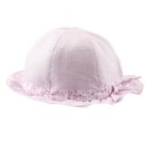 【愛的世界】蜻蜓格紋遮陽帽/寶寶帽/兒童帽/圓帽/3~6歲-台灣製- ★用品推薦