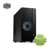 Cooler Master 酷媽 N400 ATX / microATX 黑化 電腦機殼